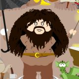 Harry Potter: Rubeus Hagrid