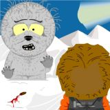 Reinhold Messner meets the Yeti (or the other way round)