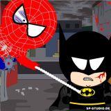 Spiderman Vs. Batman