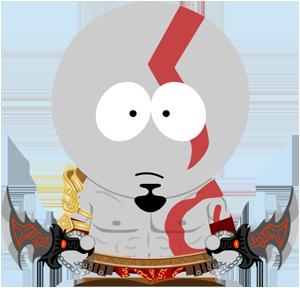 God of War costume