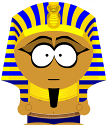 SP-Studio update: Egyptian Pharaoh