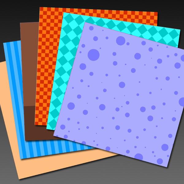 SP-Studio background patterns