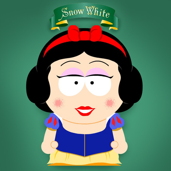 South Park Snow White