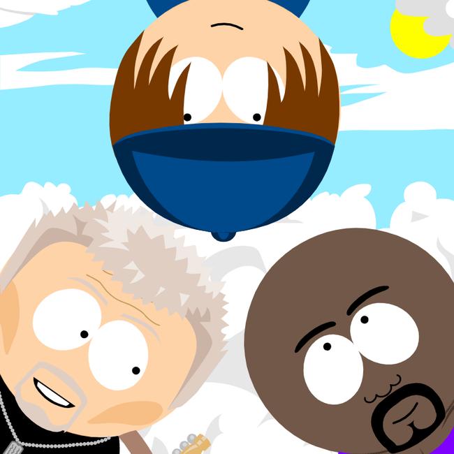 R.i.P. Eddie, Kobe, Menu-Guy