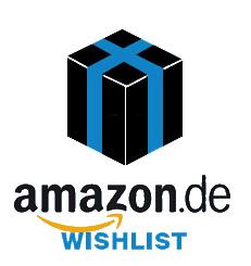 Janina Himmen's German Amazon Wishlist