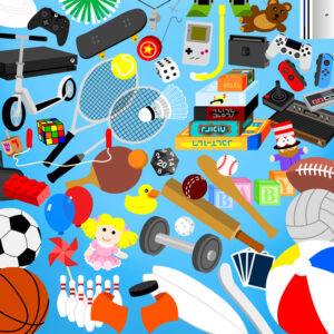 SP-Studio update: toys & sports